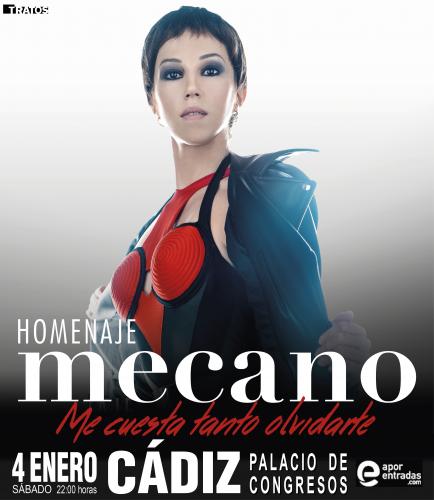 Homenaje a Mecano Me cuesta tanto olvidarte- Cádiz