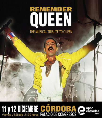 Remember Queen - Córdoba